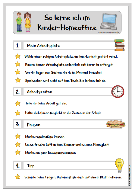 Homeoffice_Kinder